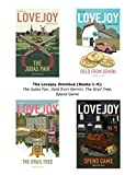 The Lovejoy Omnibus (Books 1-4): The Judas Pair, Gold from Gemini, The Grail Tree, Spend Game (English Edition)