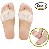 Metatarsal Pads, atmungsaktiv Ball von Fuß Kissen, Vorfuß für Blister Prävention, Hornhaut Prävention, Fuß Unterstützung... preisvergleich bei billige-tabletten.eu