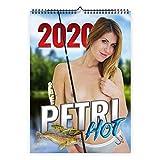 Petri Hot Angelkalender 2020 Frauen A3 Erotik Wandkalender Anglergeschenke Geschenke für Angler...