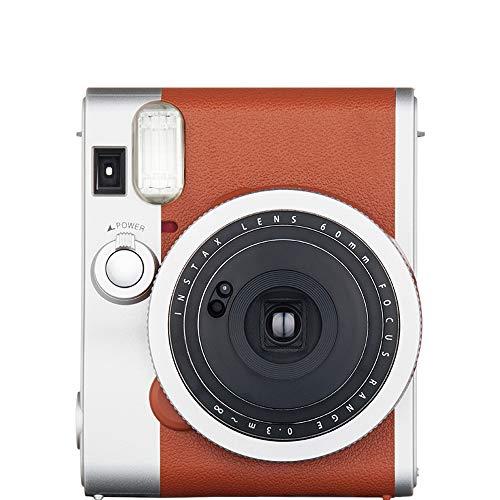 Kamera, Mini 90 / braun Instant Digitalkamera / Kamera imaging rechtzeitig (Nehmen Sie sofortige Kreditkartengröße Fotos. Erfassen Sie den Moment und teilen Sie den Spaß) Größe / 113 * 91 * 57mm (Kit) Digital Imaging Kit