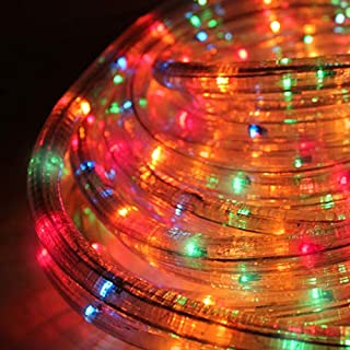 Benross The Christmas Lights 20m Chaser Rope Light - Multi-Coloured