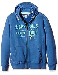Kaporal Dojo - Sweat-shirt à capuche - Imprimé - Manches longues - Garçon