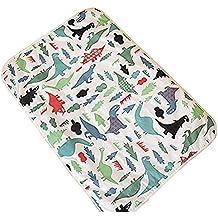 Lámina impermeable lavable del colchón debajo de la almohadilla Píldoras absorbentes suaves de la orina para