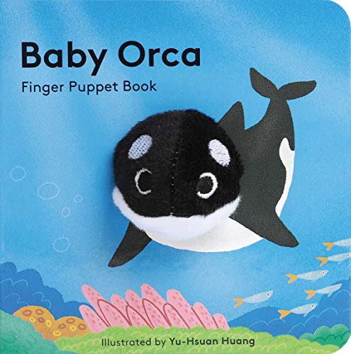 Baby Orca: Finger Puppet Book
