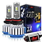 Picture Of Win Power CREE LED Headlight Bulbs All-in-One Conversion Kit - 9012 (HIR2)-7,200Lm 70W 6000K Cool White - Pack of 2