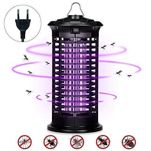 Dee Banna Mosquito Killer - Mosquito Trap Mosquito Killer Lamp Amazon Hot Cake ungiftig LED Insekt Pest Bug Mosquito Repellent Fallensteller mit Haken für den Innenbereich