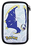 Offizielle Nintendo New 3DS XL / 3DS XL – Tasche / Hülle | 4 Motive aus Pokemon Sonne und Mond zu Auswahl | Schützt den Nintendo 3DS ; Motiv: Lunala