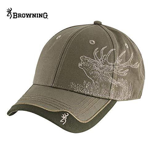 Akah Browning Deer Scene - Gorra