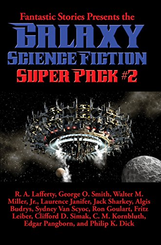Mount Wall Jack (Galaxy Science Fiction Super Pack #2: With linked Table of Contents (English Edition))