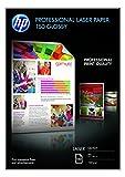 HP CG965A Professional Laser-Papier glänzend (beidseitig beschichtet) 150g/m2 A4 150 Blatt, weiß