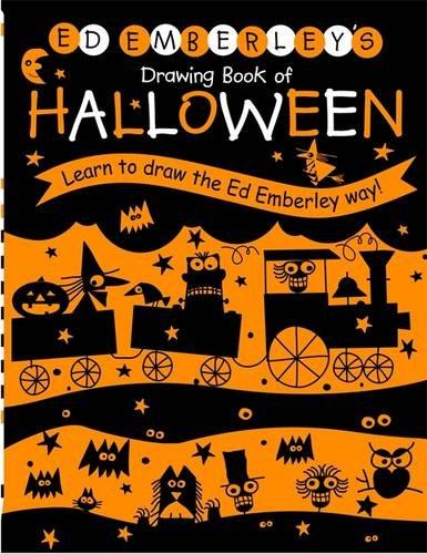 g Book of Halloween (Ed Emberley Drawing Books) (Grad-3-halloween-kunst)