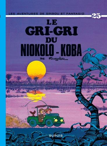 Spirou et Fantasio, tome 25 : Le Gri-gri du Niokolo-Koba