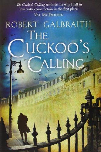 Buchseite und Rezensionen zu 'Cuckoo's Calling (Cormoran Strike)' von Robert Galbraith