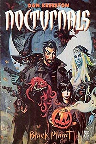 Nocturnals Volume 1: Black Planet: Black Planet v. 1
