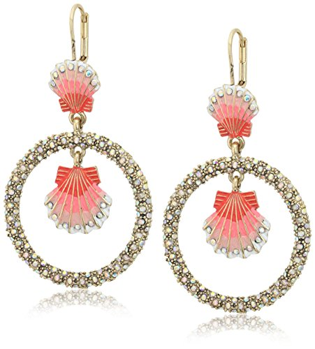 betsey-johnson-the-sea-shell-orbital-drop-ohrringe