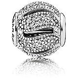 Pandora–Charms Femme–Essence Loyalty 925Blanc oxyde de 796074cz