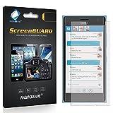 6 x Membrane Pellicola Protettiva Nokia Lumia 730 Dual Sim (RM-1040 / Lumia 735 RM-1039) - Antiriflesso (Opaca), Confezione ed accessori