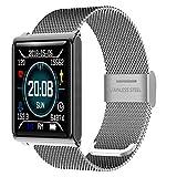 Best Smart for Life Montres Android - Bellaluee N98 Bracelet Intelligent 1,3 Pouces d'affichage Montre Review