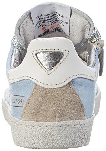 Momino 3440ns, chaussons d'intérieur mixte enfant Blau (Roccia)