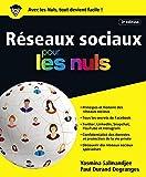 Les réseaux sociaux pour les Nuls, grand format, 3e édition