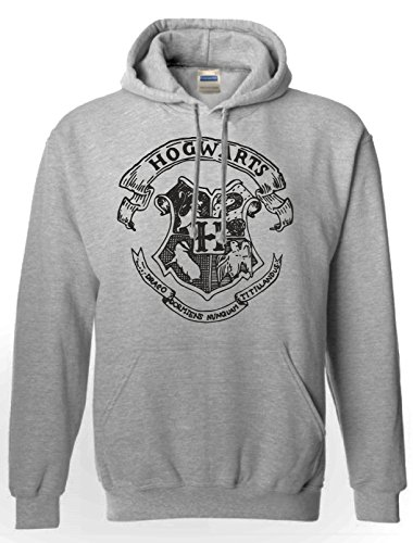 f5eeb93a8bdb Trend Fashion hoodie - Felpa con Cappuccio - Uomo Heather Grey 8