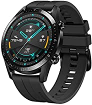 Huawei LTN-B19-BK GT 2 Smart Watch with Fluoroelastomer
