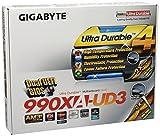 GigaByte GA-990XA-UD3 990X Motherboard Sockel AMD AM3+ 4X DDR3 Speicher ATX