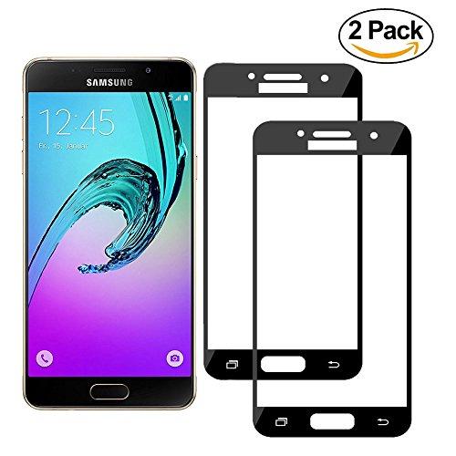 [2-Unidades] Samsung Galaxy A5 2016 Protector de Pantalla, Y-ouni Cristal Templado Samsung...