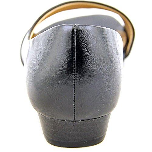 Naturalizer Jordan Femmes Synthétique Chaussure Plate Black
