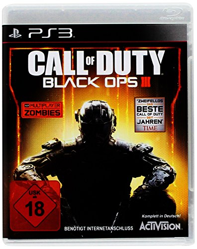 Call of Duty: Black Ops III - [PlayStation 3] (Black 1 Call Ops Of 2 Duty)