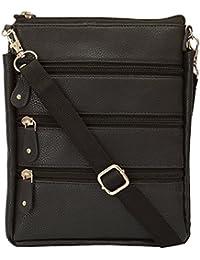 Leatherman Women's Sling Bag (Black)