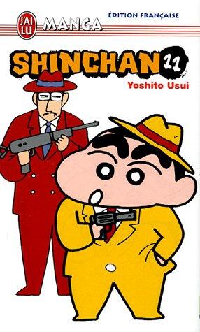 Shin-chan, Tome 11 : par Yoshito Usui