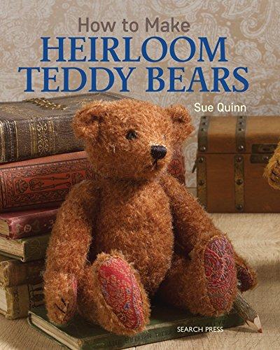How to Make Heirloom Teddy Bears