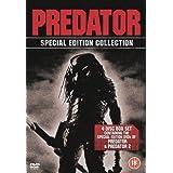 Predator / Predator 2: Special Edition Collection (2005) [1987] [DVD] by Arnold Schwarzenegger