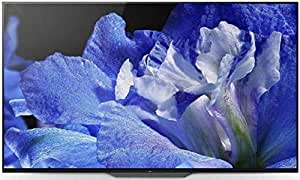 Sony 163 cm (65 Inches) 4K UHD Certified Android OLED TV KD-65A8F (Black) (2018 model)