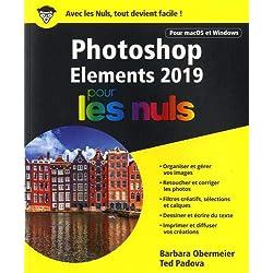 Photoshop Elements 2019 Pour les nuls