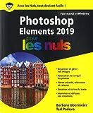 Photoshop Elements 2019 Pour les nuls...
