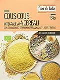 Fior di Loto Cous Cous ai Quattro Cereali Bio - 3 Pezzi