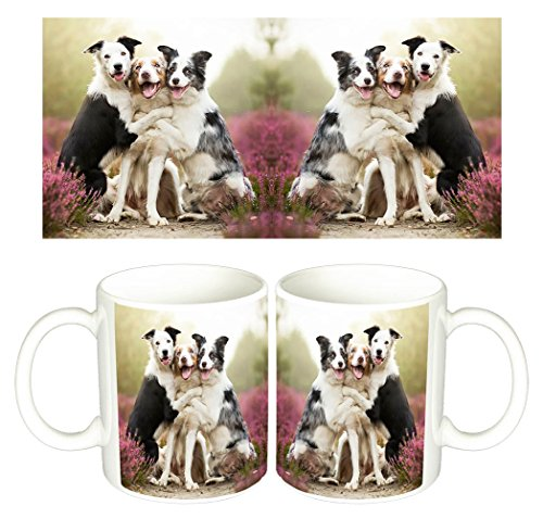 Border Collie B Tasse Mug