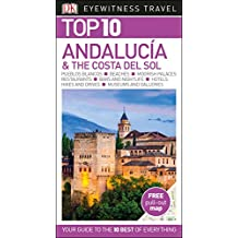 Top 10 Andalucia & the Costa del Sol (DK Eyewitness Top 10 Travel Guide)