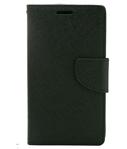 Evoque Mercury Flip Cover For Samsung Galaxy S5 G900 - Black  available at amazon for Rs.299