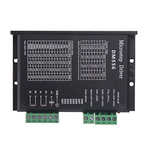 YoungerY Digitaler Zweiphasen-Schrittmotor 42/57/86 (1 Stück) DM556 -