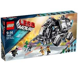 LEGO LEGO Movie - 70815 Navetta di Ricognizione Segreta della Po