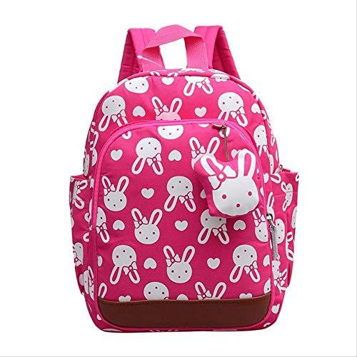 KHDJH Kinderrucksack Anti-verloren Kinder Rucksäcke Neue Mochilas Escolares Nette Cartoon Kinder Schule Taschen Mädchen Tasche 1~6 Jahre Alt T 5 (Mochila Puma)
