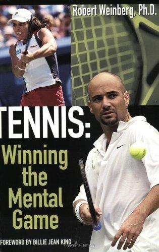 Tennis: Winning the Mental Game by Billie Jean King (Foreword), Robert Weinberg (Illustrated, 24 Jan 2006) Paperback par Robert Weinberg Billie Jean King (Foreword)