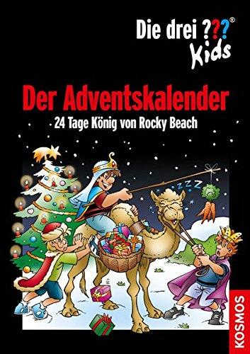 Die drei ??? Kids, Der Adventskalender: 24 Tage König von Rocky Beach