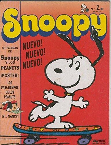 Snoopy revista numero 2