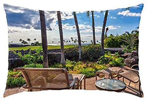 iRocket - Golf Course overlooking Beach and Ocean Maui Hawaii