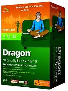 Dragon NaturallySpeaking 10 Standard (MiniBox)