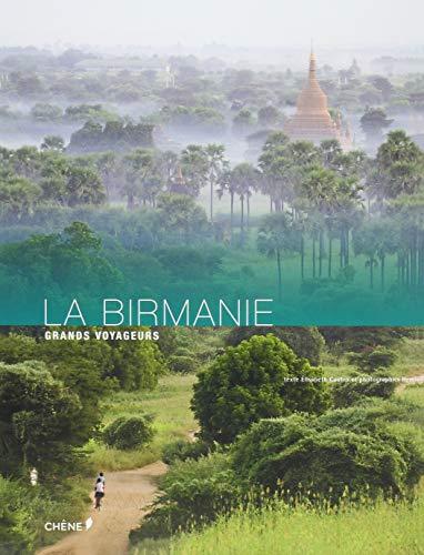 Birmanie par Elisabeth Cautru